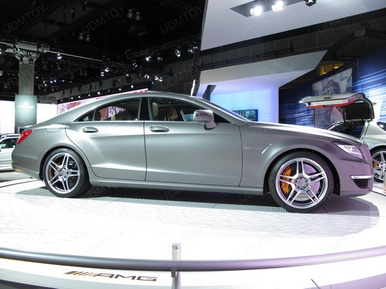 New Mercedes CLS Class